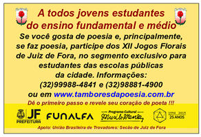 Convite especial para estudantes