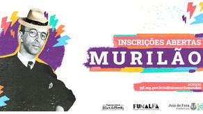 """Funalfa lança Edital """"Murilão"""" com R$ 1 milhão para financiar projetos culturais"""