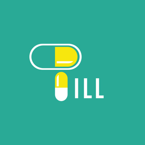 Pill Logo by JR Productions