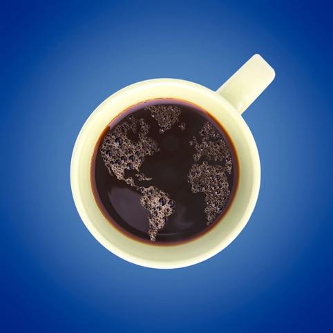 Coffee Map by JR Productions Julia Rettenmaier
