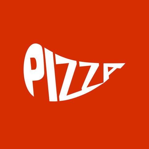 Pizza Logo by JR Productions