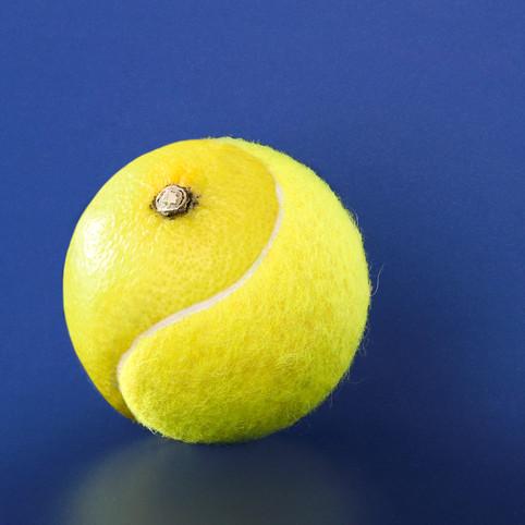 Lemon Tennis Ball by JR Productions