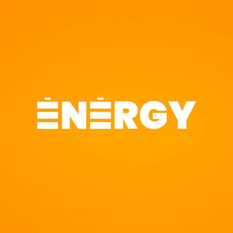Engergy Logo by JR Productions