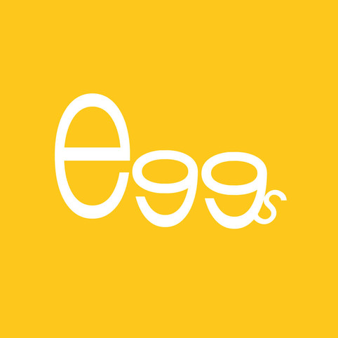 Eggs Logo by JR Productions