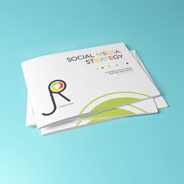 Social Media Strategy by JR Productions Julia Rettenmaier