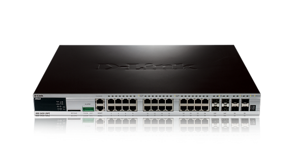 DGS-3420-28PC 20-Port