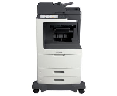 MX810PE Multifunction Monochrome Laser
