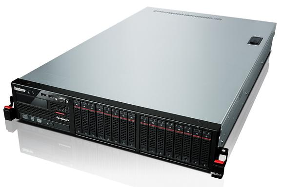 RD640 E5-2640V2 8GB NO HD/OS 3YR