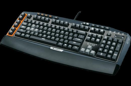 G710 Plus Mechanical Gaming Keyboard