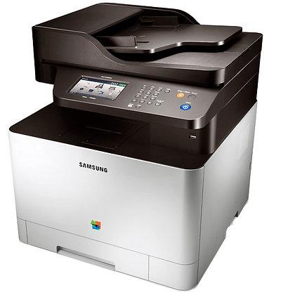 CLX-4195FW/XAC Color Laser 4-in-1