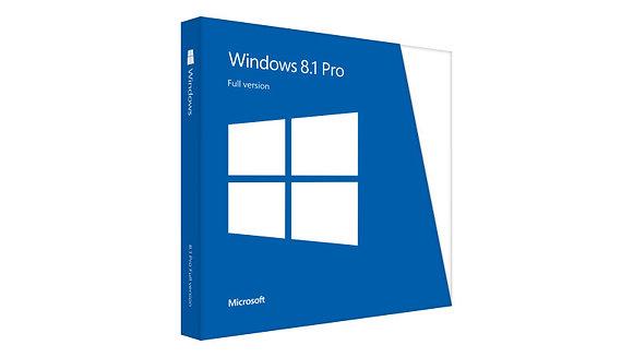 Windows 8.1 Professional 64Bit