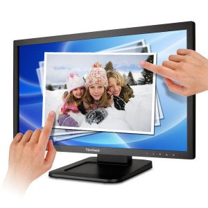 TD2220 Intuitive Multi-Touch Design