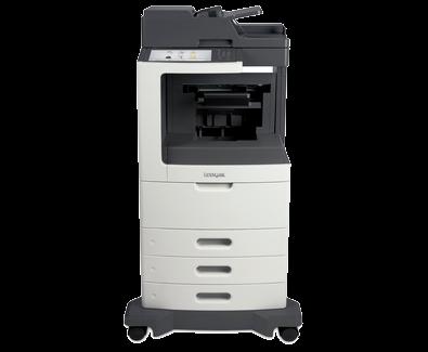 MX812DTPE  Multifunction Monochrome Laser