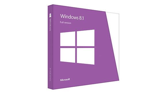 Windows 8.1 64Bit 1Pack English DVD