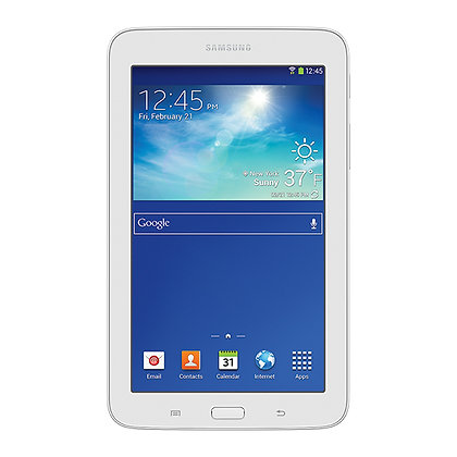 Galaxy Tab® 3 Lite 7.0 8GB (Wi-Fi), White