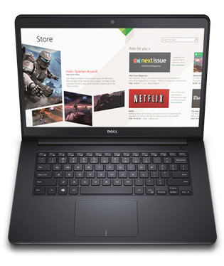 Inspiron 14 5000 Series Touch