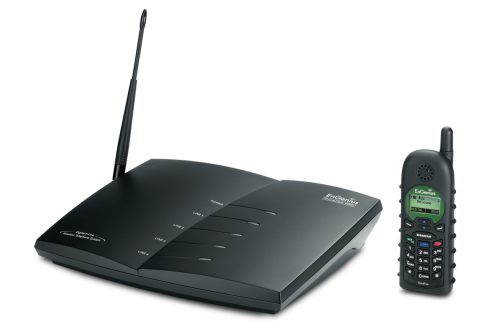 Long-Range Multi-Line  Cordless Phone Systems