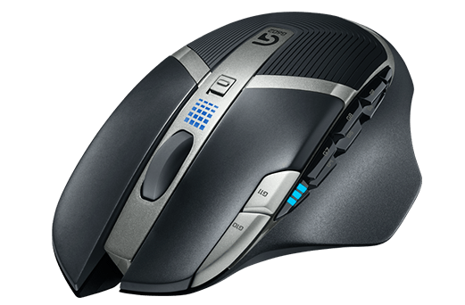 G602 Optical Wireless Gaming