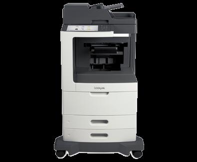 MX812DPE Multifunction Monochrome Laser