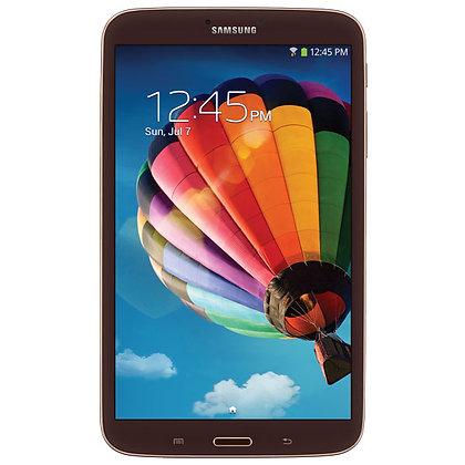 Galaxy Tab® 3 8.0 (Wi-Fi), Gold Brown