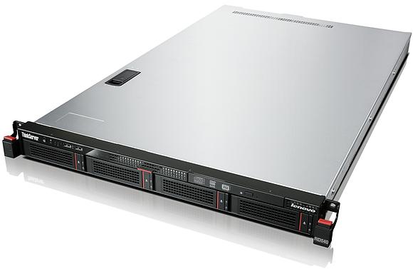 RD540 E5-2620V2 8GB NO HD/OS 3YR