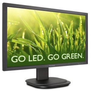 VG2239m-LED Widescreen with DisplayPort Input