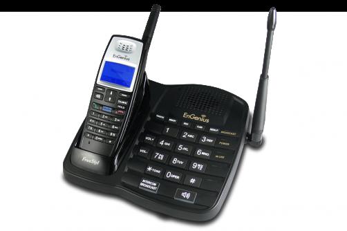 Extreme Range Cordless Phone System