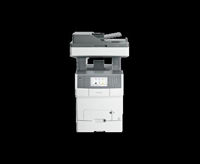 X748DTE Color Laser Multifunction