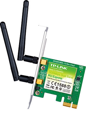 N600 Wireless Dual Band PCI  Adapter