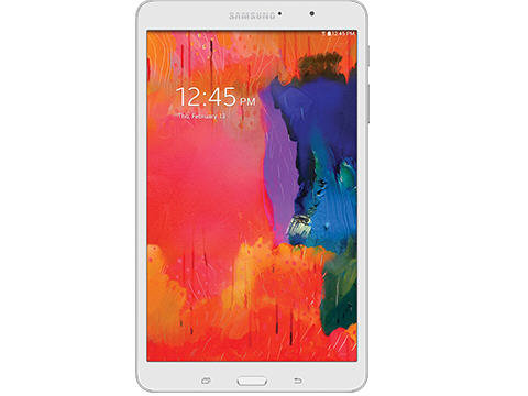Galaxy Tab® Pro 8.4 16GB (Wi-Fi), White