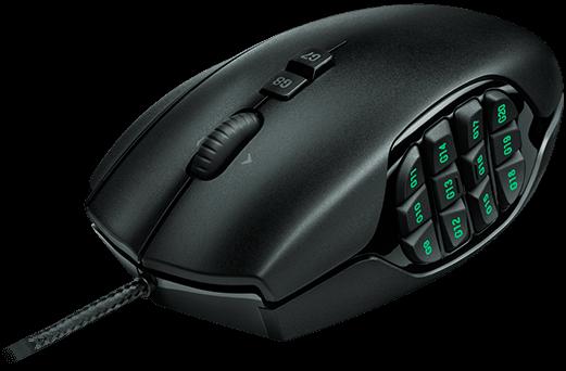 G600 MMO Gaming