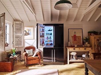 Summerhouse Studio SMEG fridge freezer