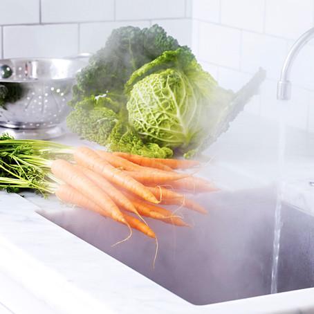 Steam your veg!