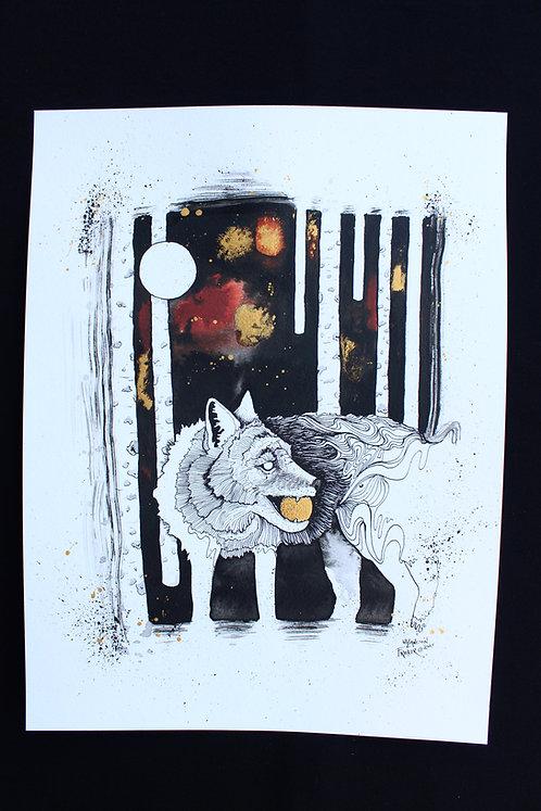 Wolf & Aspen