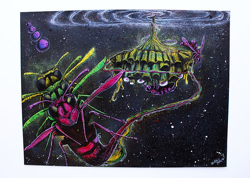Cosmic Wasp
