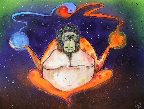 Yin Yang Orangutan