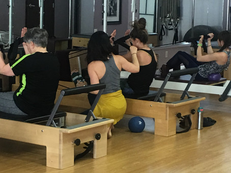 Why sitting is bad and how Pilates can help.