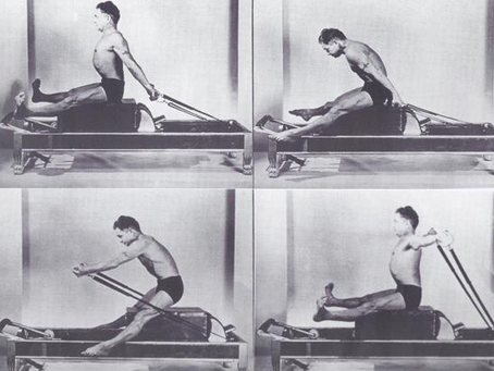 Are you an Equestrian? Pilates can help!