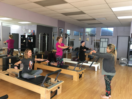 Pilates is for every-body - even YOU!