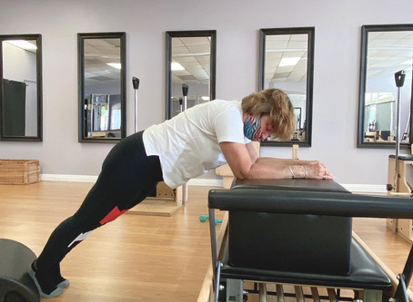 Are there planks in Pilates?