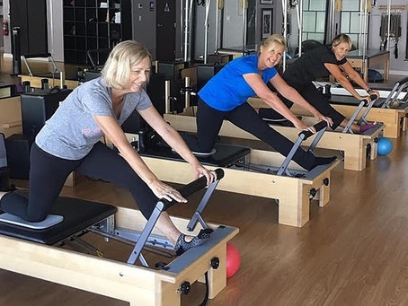 Have your healthiest summer yet, and get the most out of your Pilates classes.