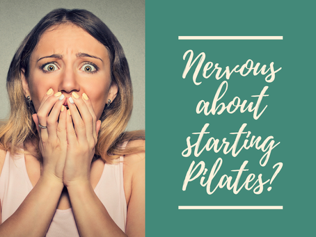 Are you nervous about trying Pilates at Love Pilates?