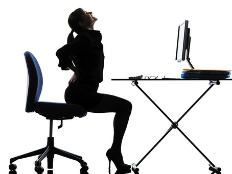 """We've all heard it said that """"Sitting is the new smoking."""" But is that actually true?"""