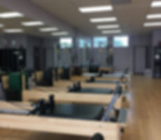 Pilates Studio, Huntington Beach