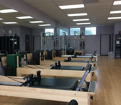 Pilates Studio, Huntington Beach