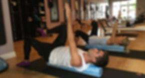 Pilates Jumpboard classes