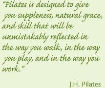 Should I be in a more advanced Pilates class?