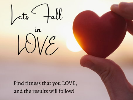 Find an Exercise Method You LOVE