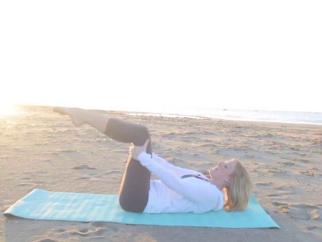 Missing your Pilates routine for a great summer trip? The vacation series is for you!