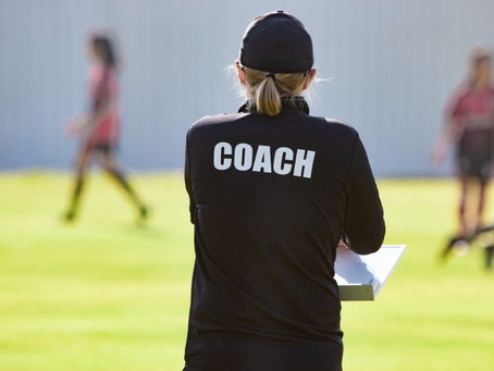 When's the last time you were coached?